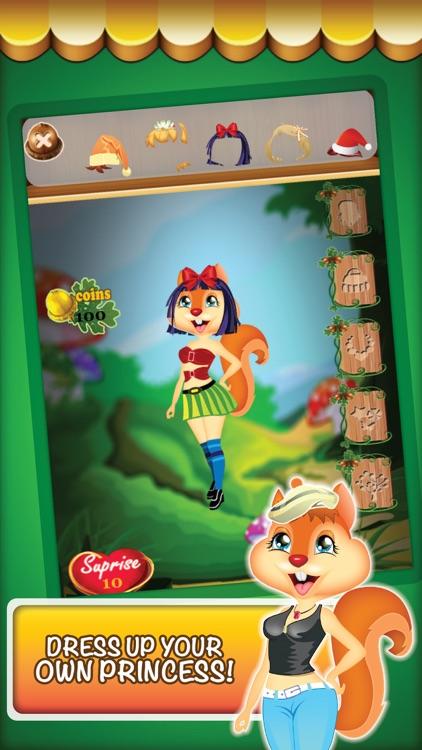 Princess Salon Pet Dress Up Makeover Games