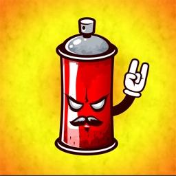 Graffiti - Stickers for iMessage