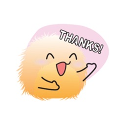 Colorful Furball Stickers for iMessage