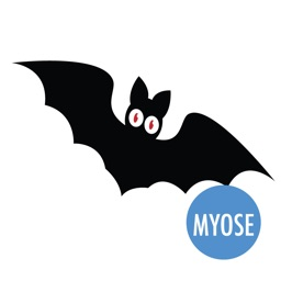 Halloween Bat, Black Cat, Ghosts, Spider - MYOSE