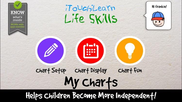 Life Skills: Visual Schedule Planner - Free