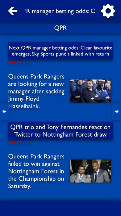 All The News - QPR Edition