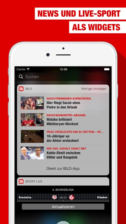 BILD News App screenshot-3