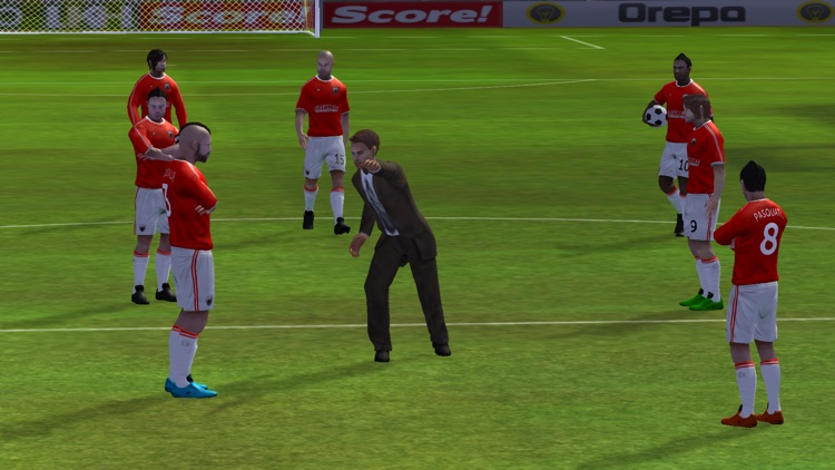 Dream League Soccer - Classic screenshot-0