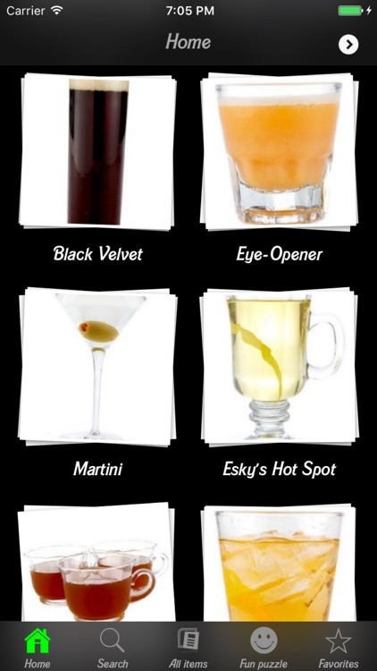 Cocktail Recipes Guide screenshot-4
