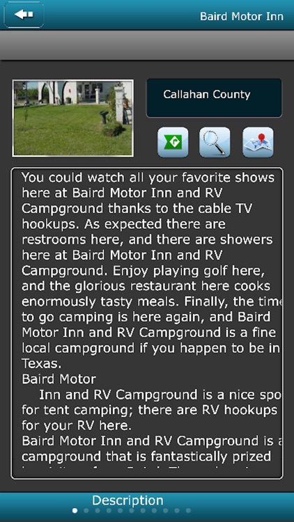Texas Campgrounds screenshot-2