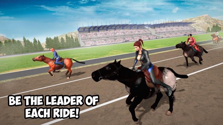 Horse Racing Championship: Riding Simulator screenshot-3