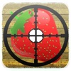 Shooting  Crush Fruits - puzzle games for kid free