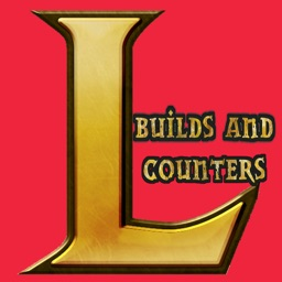 Lol Builds and Counters -For League of Legends