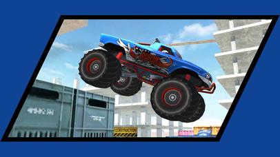 Monster Truck Jump Pocket Screenshot on iOS