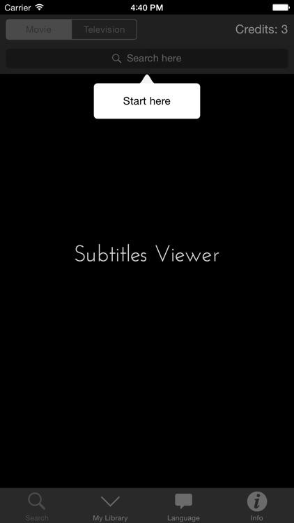 Subtitles Viewer! screenshot-4