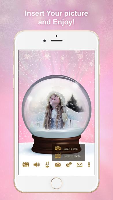 Winter Globe screenshot four
