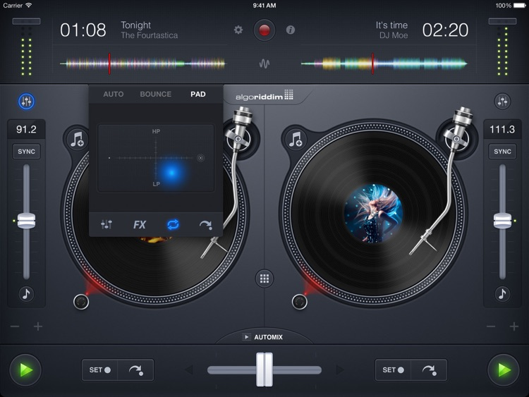 djay LE for iPad screenshot-2