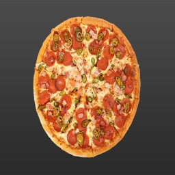 Pizza Stickers for iMessage