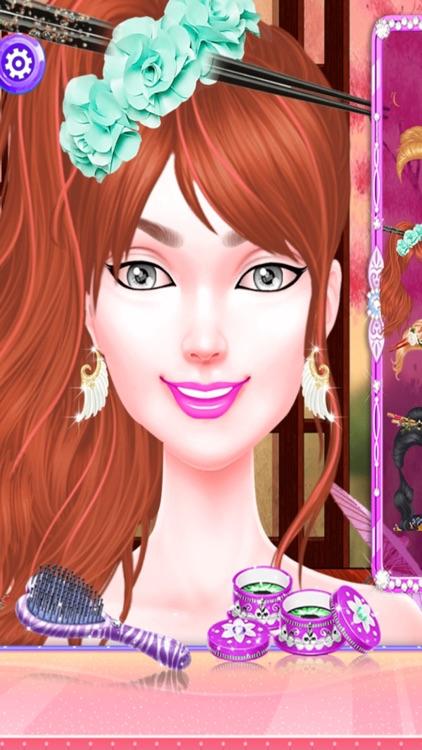 Hair Salon around the World screenshot-3
