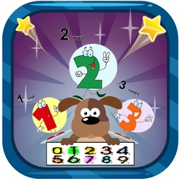 Math Games For Kids. Numbers, Counting, Addition