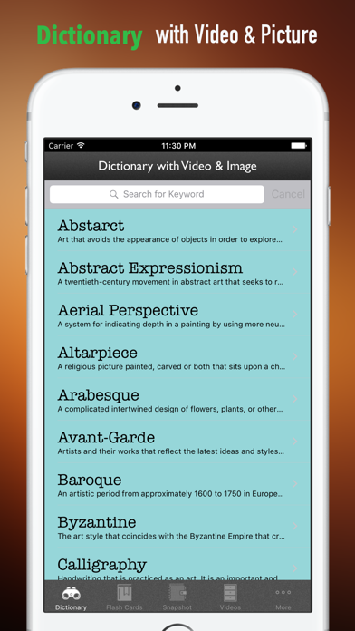 美術史の研究ガイド|用語集とチートシートのおすすめ画像4