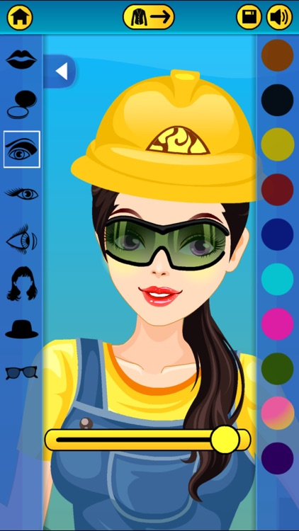 Makeup & Salon Dress Up Games