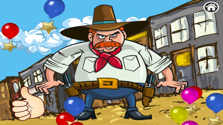 Wild West - Connect Dots for kids (Premium) screenshot-1