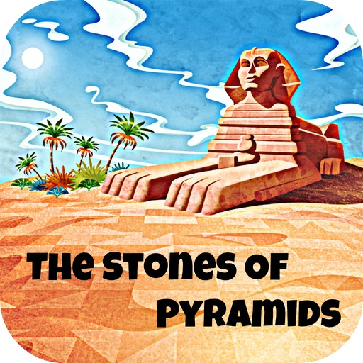 The Stones Of Pyramids - Matching game
