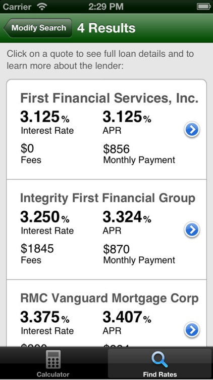 Mortgage Calculator FREE screenshot-3