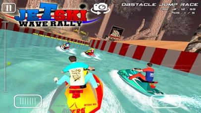 Jet Ski Wave Rally - Top 3D Racing Game
