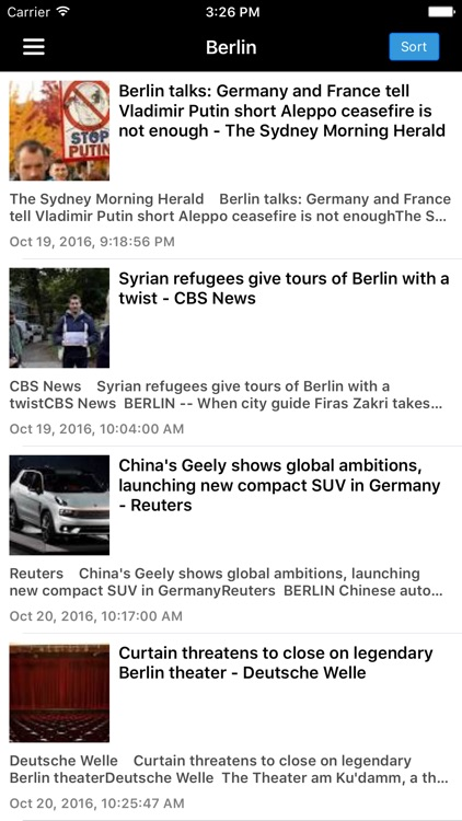 German News in English Pro