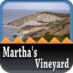 Martha's Vineyard Offline Map Travel Guide