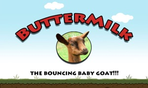 Buttermilk - The Bouncing Baby Goat