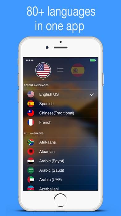 myTranslator.io Screenshots