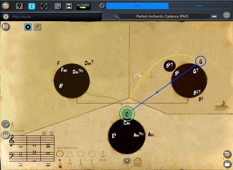 Mapping Tonal Harmony Pro screenshot-0