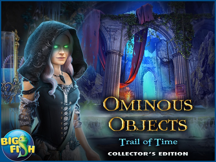 Ominous Objects: Trail of Time HD screenshot-4