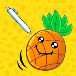 Pen Pineapple Pen – PPAP challenge fruit shooter