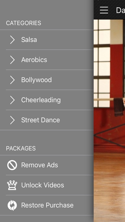 Dance Workout Videos FREE screenshot-1