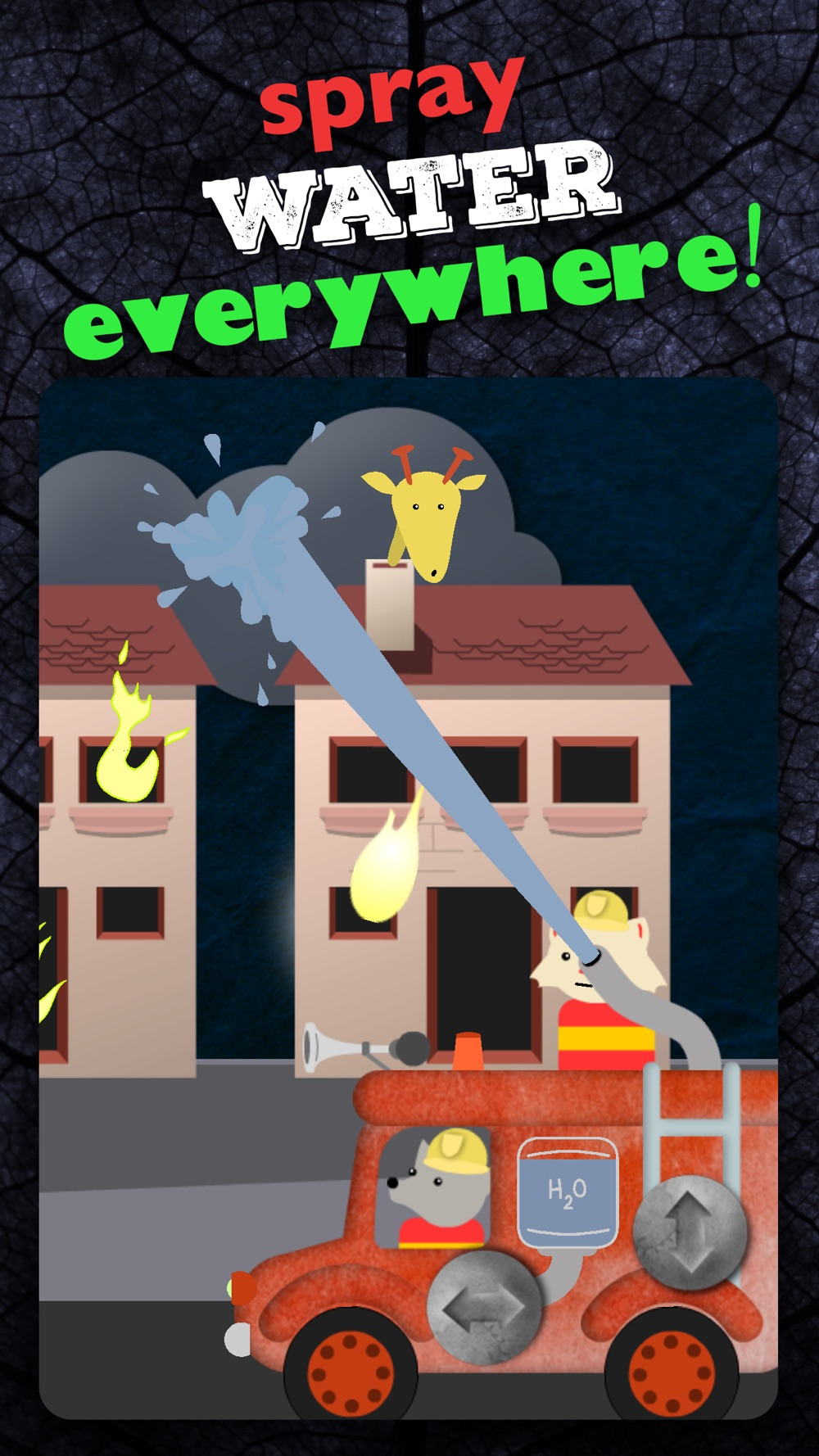 Tiny Fireman: Rescue Animal with Cat and Dog Cheat Codes