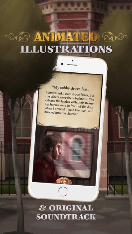 The Interactive Adventures of Sherlock Holmes screenshot-4