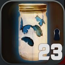 蝶影重重23 - 史上最难的解密游戏