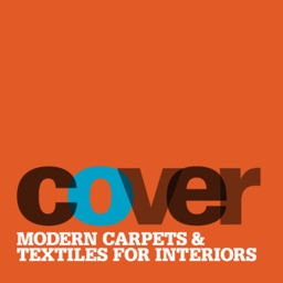 COVER: Modern Carpets & Textiles for Interiors