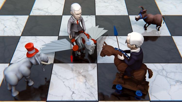 Political Chess 3D screenshot-4