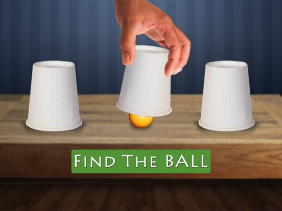 Whack The Cup Pro - find the hidden ball-ipad-0