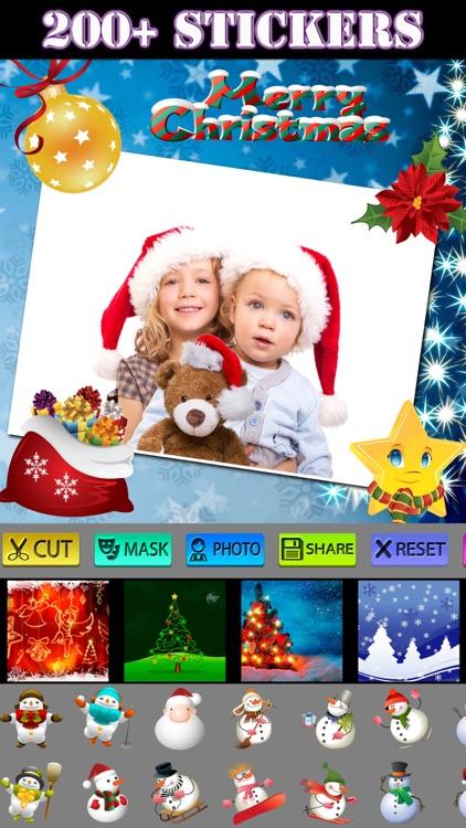Xmas Photo Collage screenshot-3