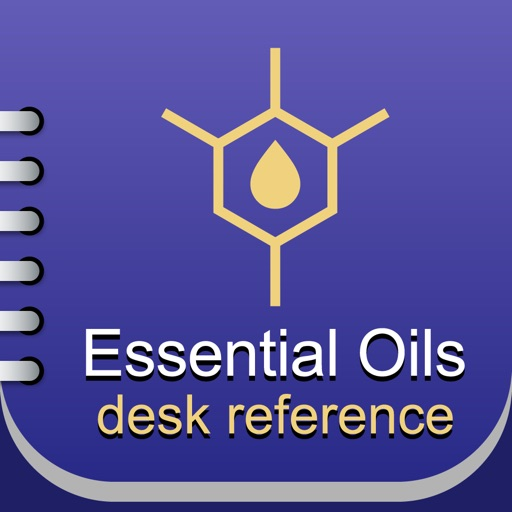 Essential Oils Desk Reference icon