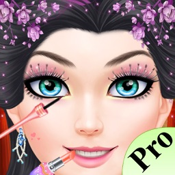 Cute Girl Indian Makeover