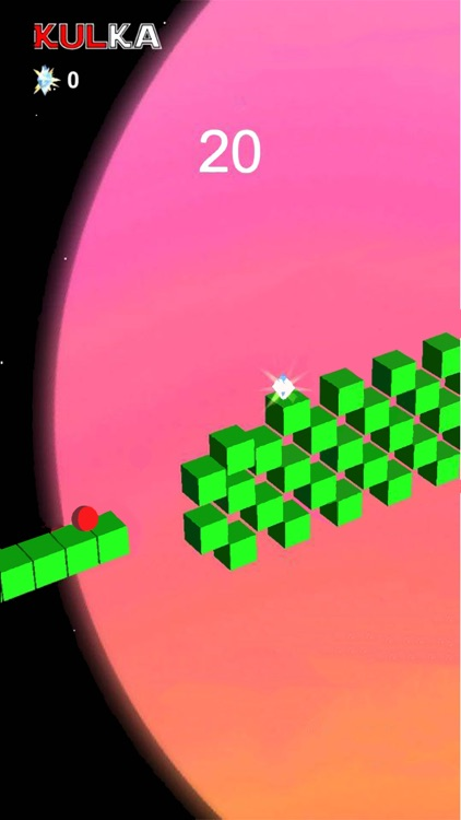 Kulka : Space Ball screenshot-0