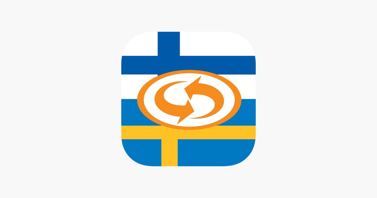 Suomi - ruotsi - suomi sanakirja on the App Store