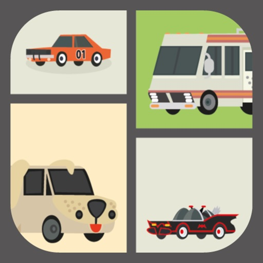 Guess The Car : From a Famous Movie or TV Show