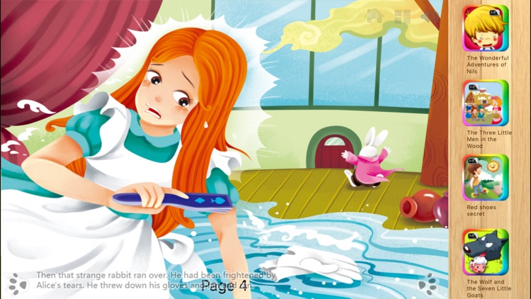 Alice in Wonderland Part 2 - iBigToy screenshot-0