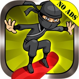 Subway Ninja Skater 2016 - No Ads Version