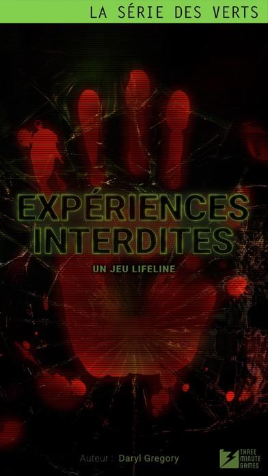 Lifeline: Expériences Interdites