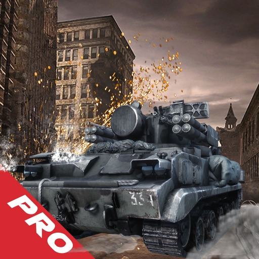 Crazed Speed Of Tanks Pro - A Iron Tank Game